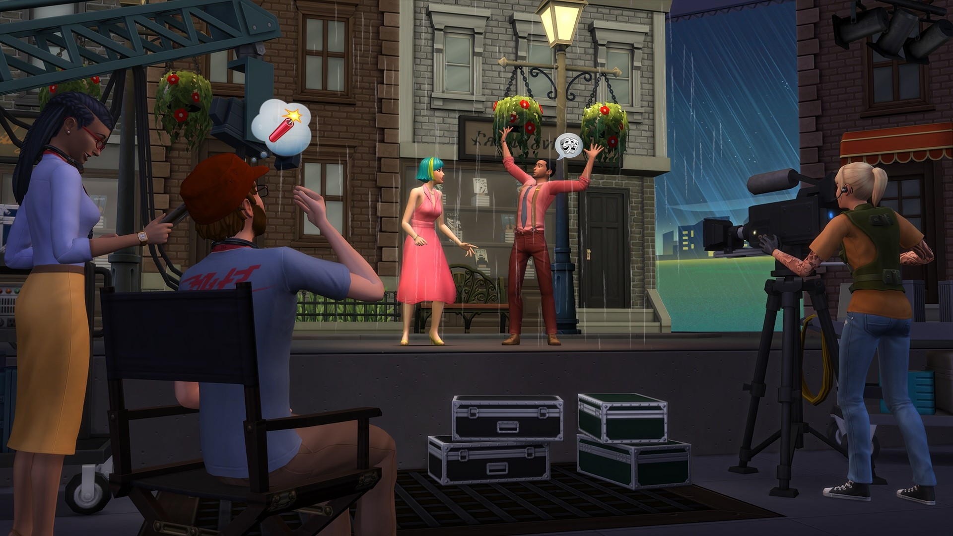 The Sims 4 Nuove Stelle Quiz