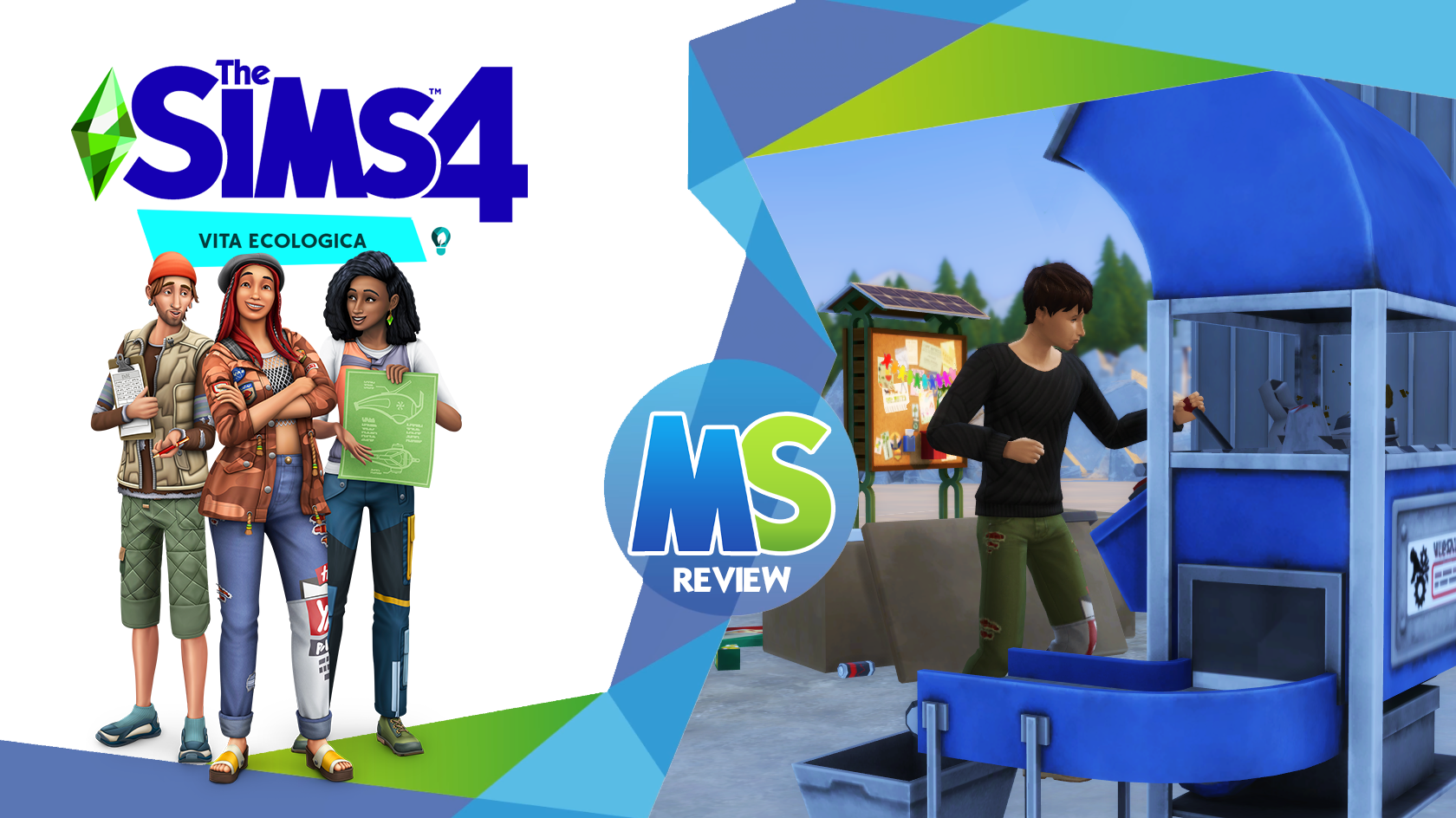the sims 4 Vita Ecologica Review